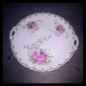 KPM Porcelain Serving Platter Plate